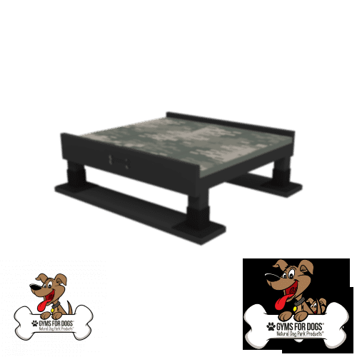 CAMO DOG™ TRAINING PLATFORM