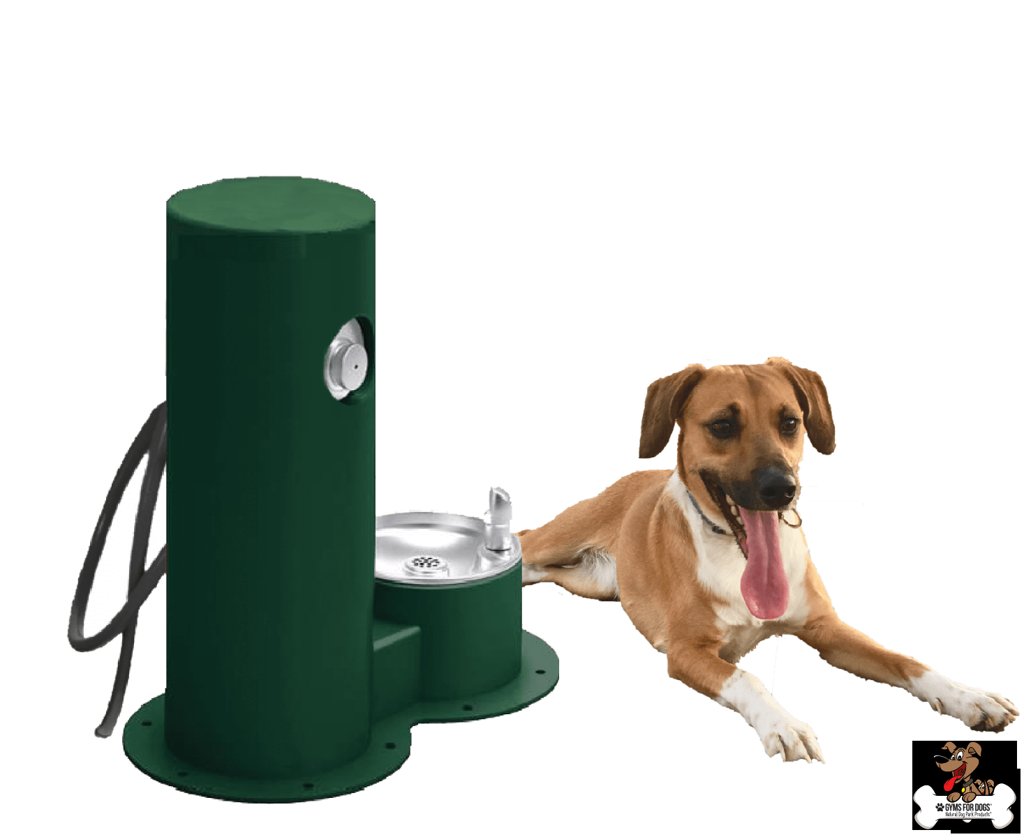 COOL DOG™ WATER FOUNTAIN DRINK, WASH, COOL™