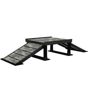 Dog Park Products - Camo Dog Bridge Climb